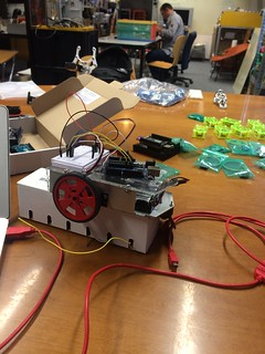 Elements of a Nodebot