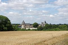 Luçay-le-Mâle (Indre).