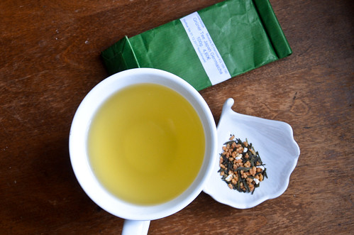 Genmaicha Tea from Germany