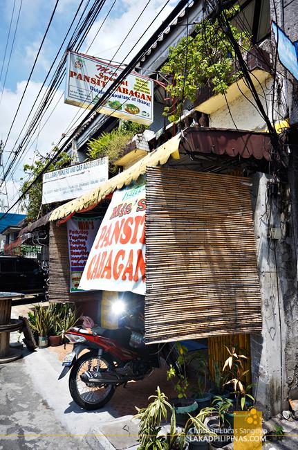 Mia's Special Pansit Cabagan Metro Manila