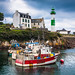 Doelan harbour by aremac