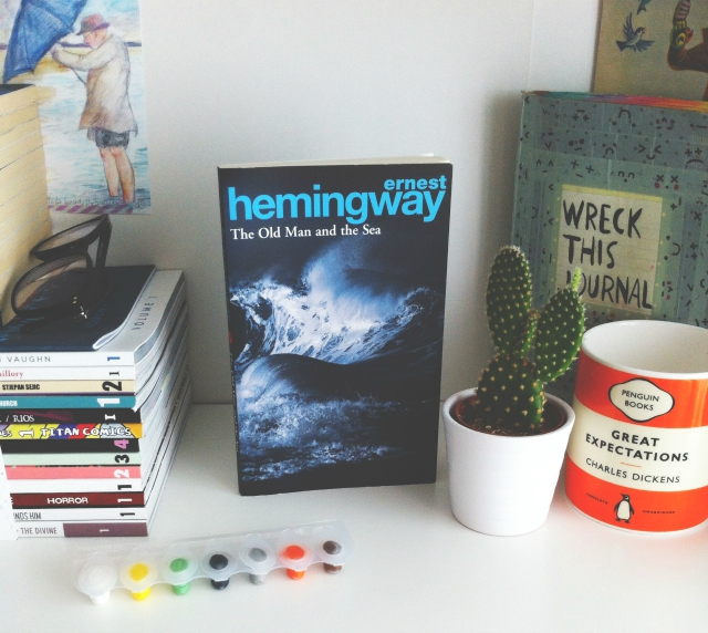 the old man and the sea ernest hemingway book review blog vivatramp