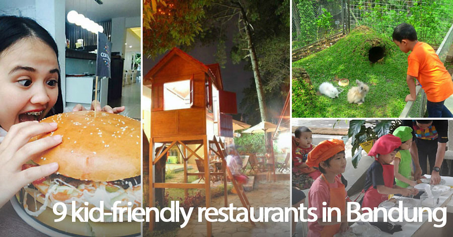 kid-friendly-restaurant-collage