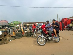 Motorcycling in Abuja