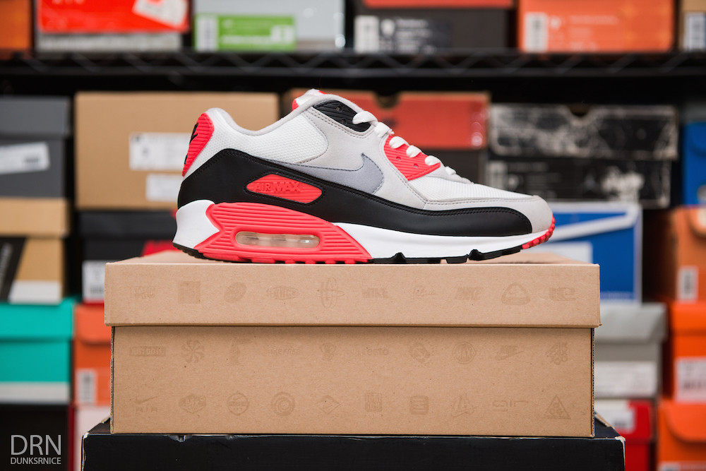2010 Infrared AM90's.