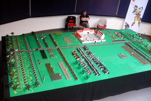 Battle of Waterloo 1815