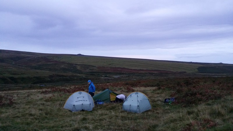 Camp at Giant's Basin #sh