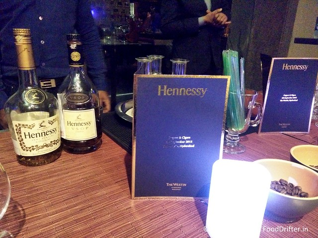 Henessey Drinks