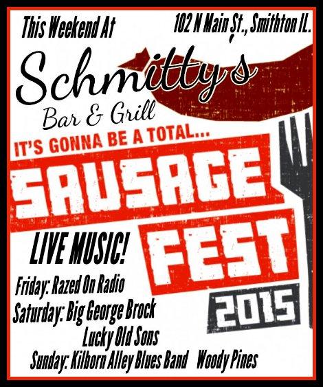 Schmitty's Sausage Fest