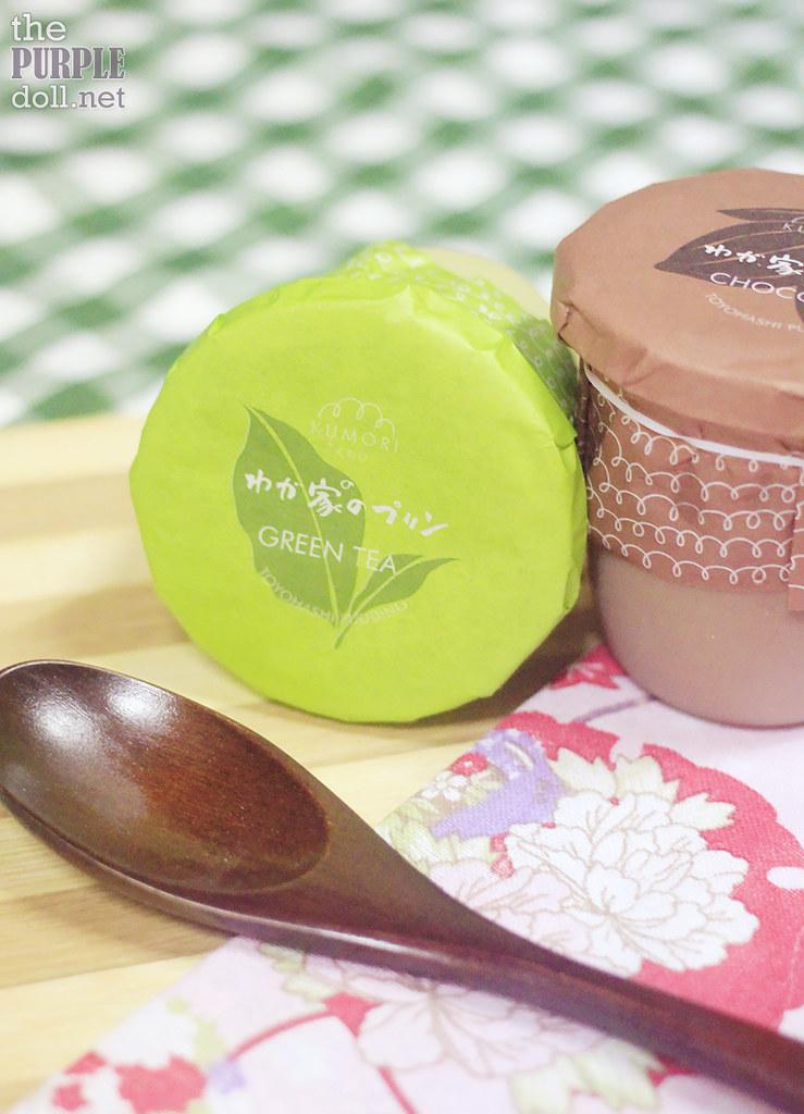 Kumori Toyohashi Pudding (P98)