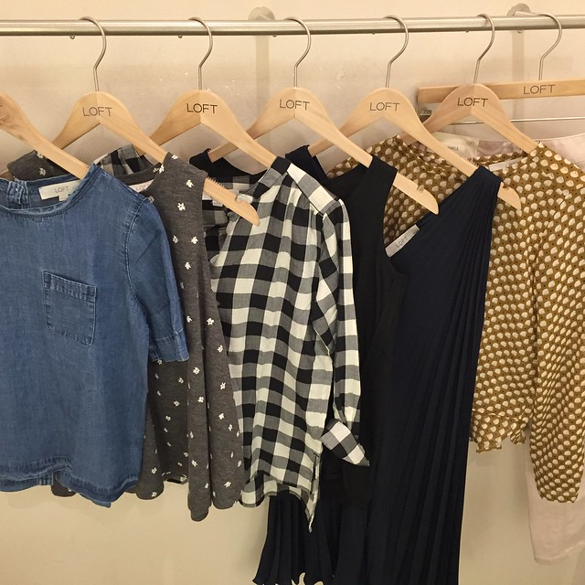 LOFT Fitting Room Reviews on www.whatjesswore.com - 9/29/15