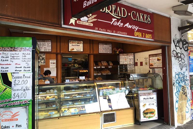 St Leonards Bread & Cakes