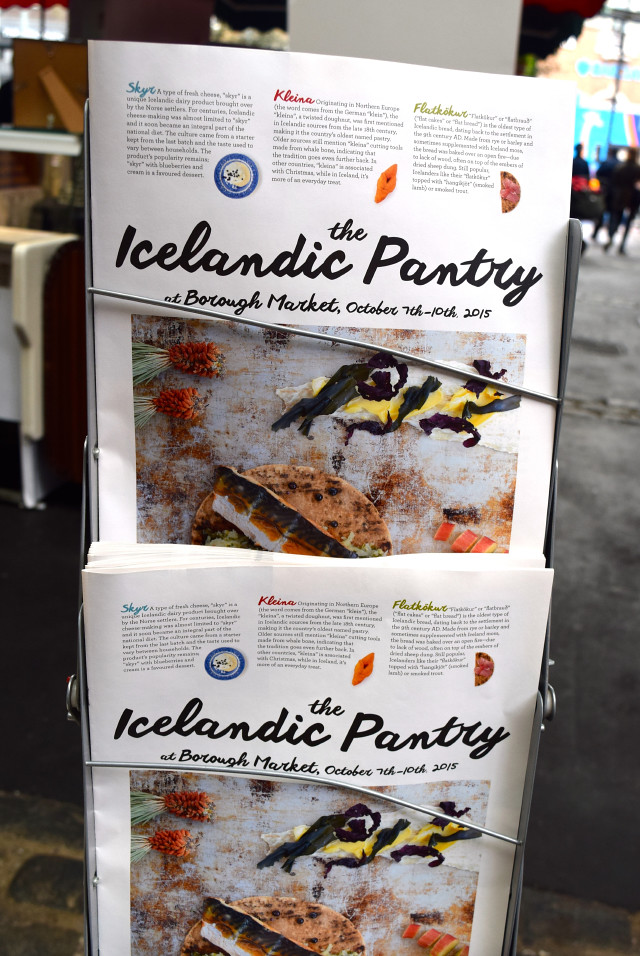 The Icelandic Pantry at Borough Market | www.rachelphipps.com @rachelphipps
