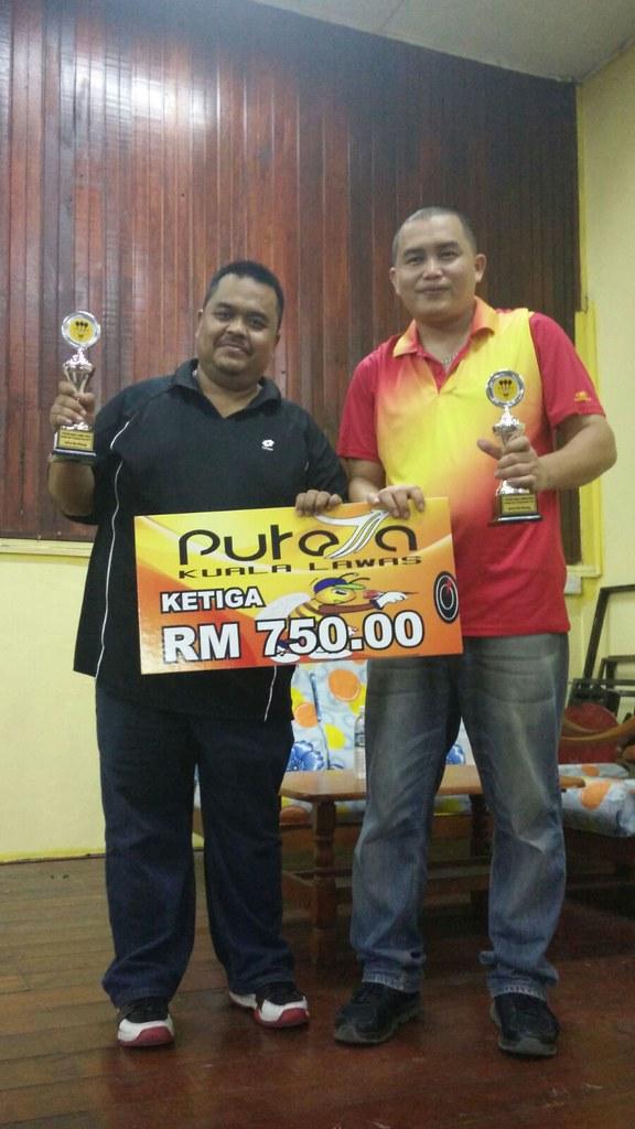 Joint 3rd: Team D'Mangga (Sabah).