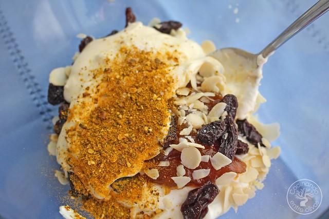 Coronation Chicken www.cocinandoentreolivos.com (7)