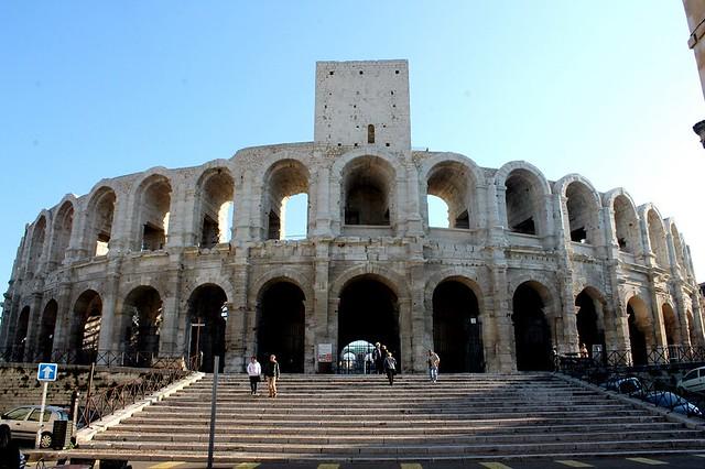 Anfiteatros romanos más bonitos del mundo