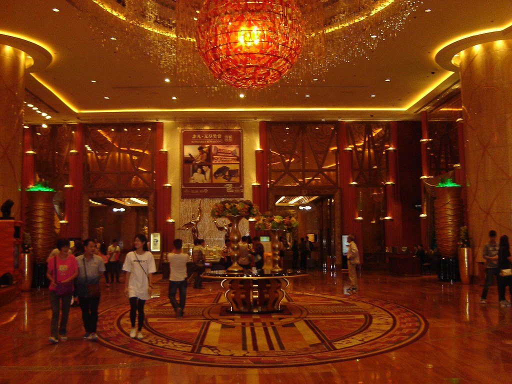 StarWorld Casino, Macau