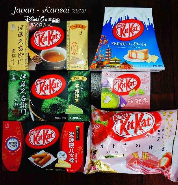 Japan Kansai (2013) - Haul 03