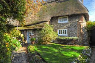 Old Malt Cottage - October