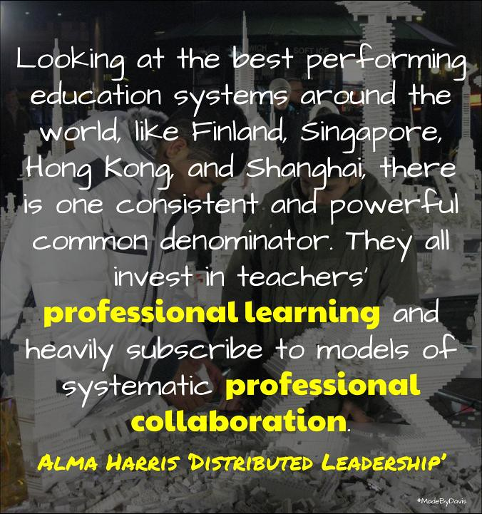 Investing in Learning @almaharris1