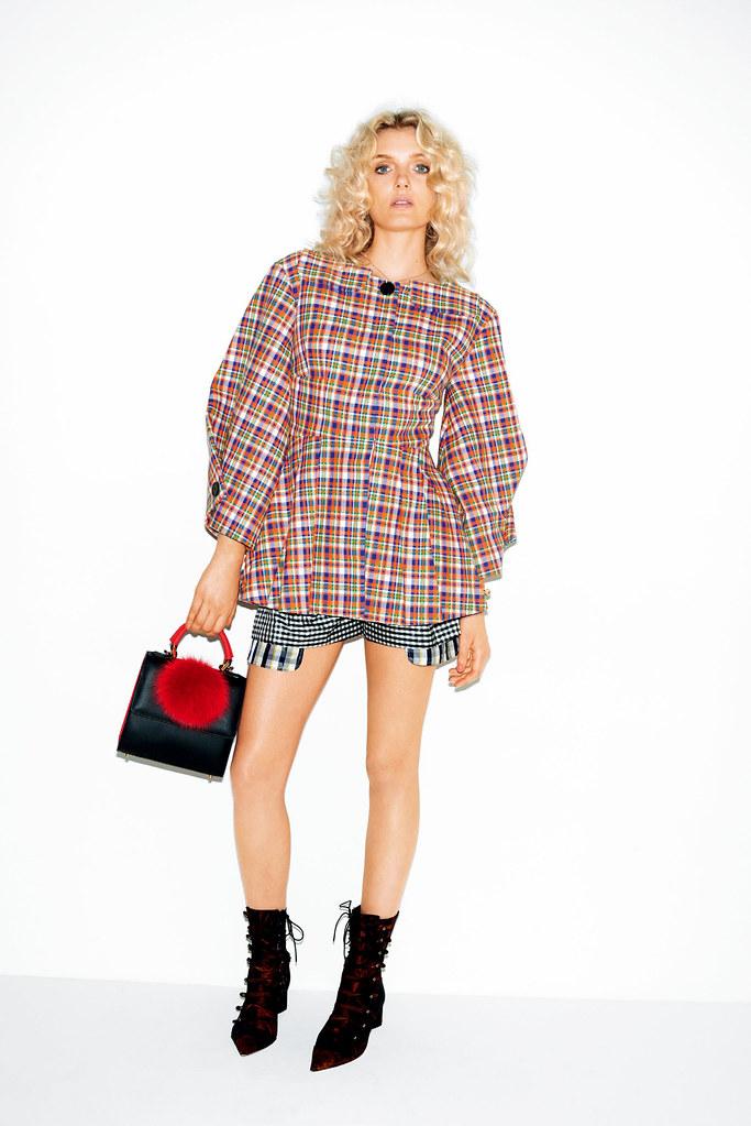 Лили Дональдсон — Фотосессия для «Vogue» JP 2015 – 6