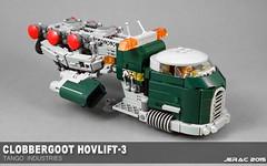 Clobbergoot hover Tow Truck