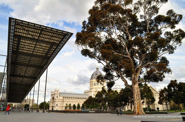 Royal Exhibition Building at Carlton Gardens