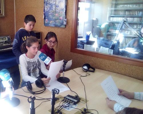 Programa de radio 6ºA