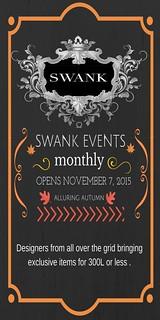 Swank Nov. Poster