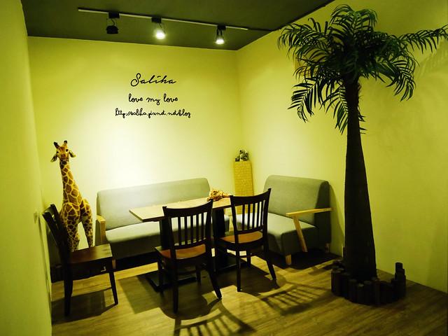 新店捷運大坪林站zoo咖啡下午茶餐廳 (13)