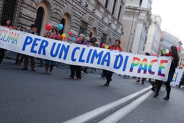marcia per il clima e per la pace