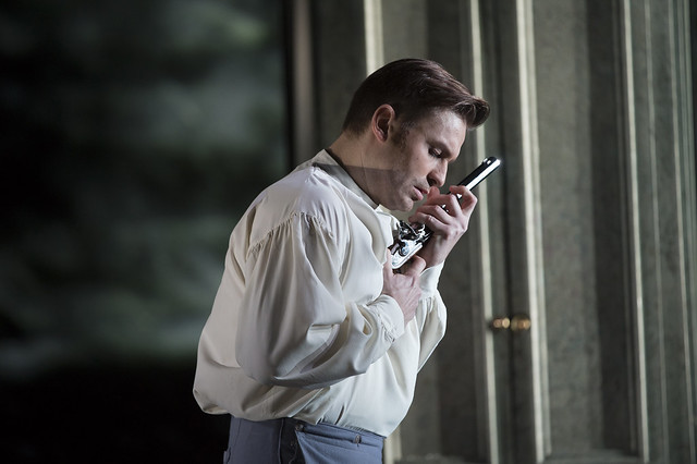Pavol Breslik as Lensky in Eugene Onegin, The Royal Opera © ROH/Bill Cooper, 2013