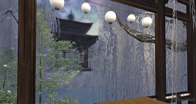 Snow Veil at Blue Lotus