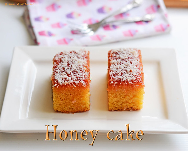 honey-cake-recipe