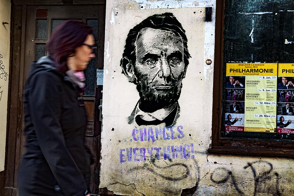 Lincoln--Berlin