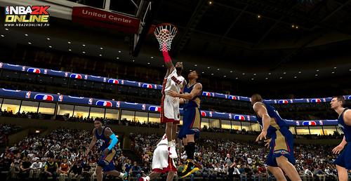 NBA2K Online - OBT PR Image - 3