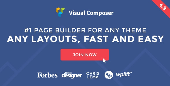 Codecanyon Visual Composer v4.9.2 - Page Builder for WordPress