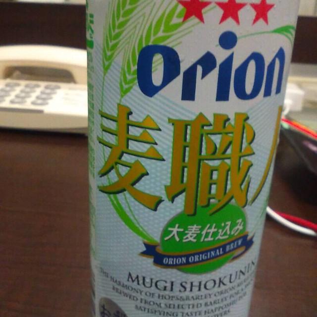 Photo:オリオン 麦職人 By tsupo543