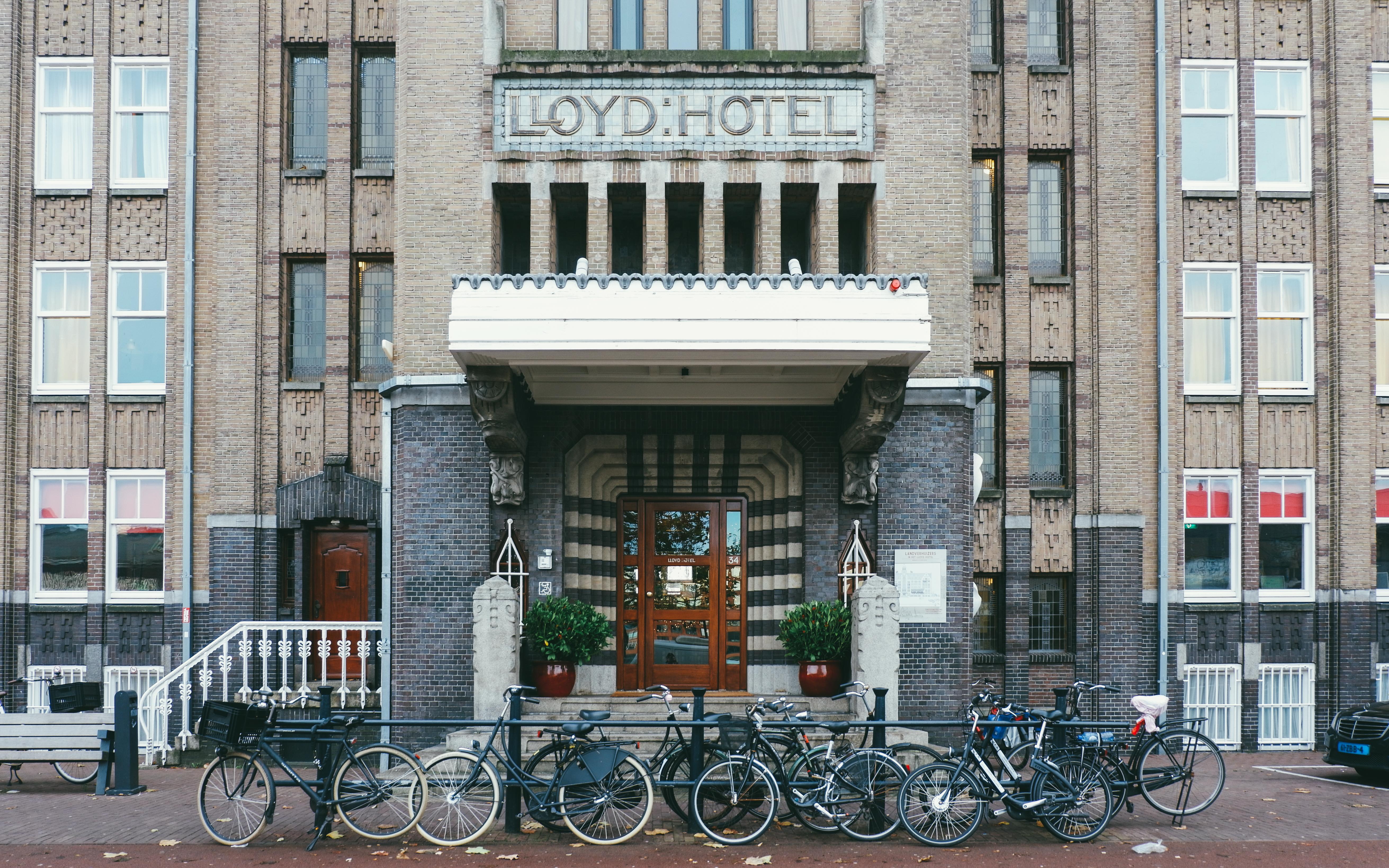 Lloyd Hotel & Cultural Embassy Amsterdam (10 of 10)