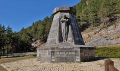 Queyras, Monument à résistance
