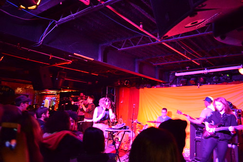 Rubblebucket (12/1/16)