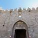 Jeruzalém, Damašská brána, foto: Luděk Wellner