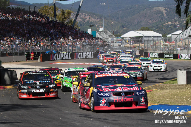 Virgin Australia Supercars Clipsal 500 - 2017