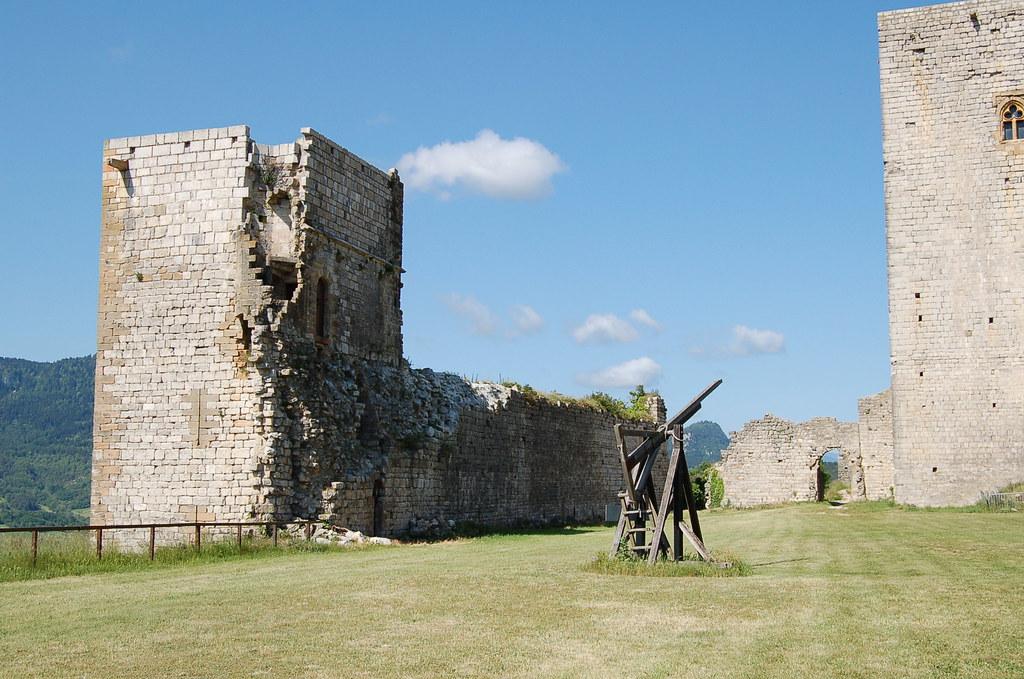 Puivert Castle Tower