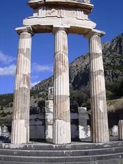 Grecia Delphi