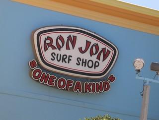 Ron Jon Baby!