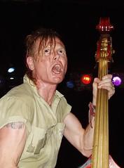 Joe Buck of The Damn Band - Aggie Theatre, Fort Collins, Colorado