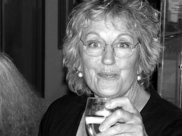 Germaine Greer at Humber Mouth Festival 2006