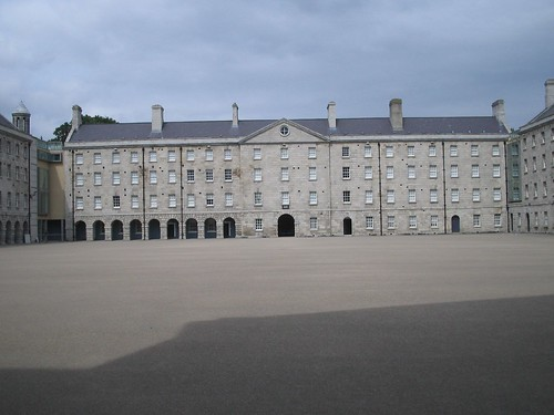 COLLINS BARRACKS MUSEUM DUBLIN