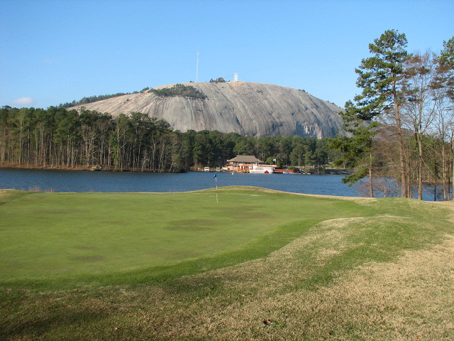 Stone Mountain by CC user rbglasson on Flickr